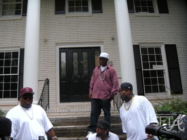 Goodie Mob Reunion ~ In Front of the Dungeon