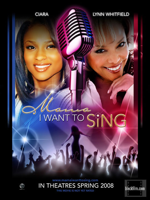 Ciara ~ Mama I Want To Sing