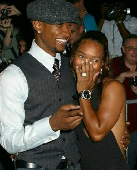 Usher Dating Who Now