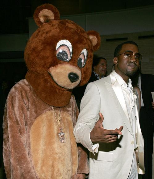 Dropout Bear & Kanye West