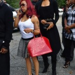 "Tiny & Monica ~ Ashley ""AJ"" Jewell Funeral"