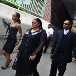 "Ronnie Devoe (New Edition) ~ Ashey ""AJ"" Jewell Funeral"