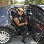 "NeNe Leakes ~ Ashley ""AJ"" Jewell Funeral"