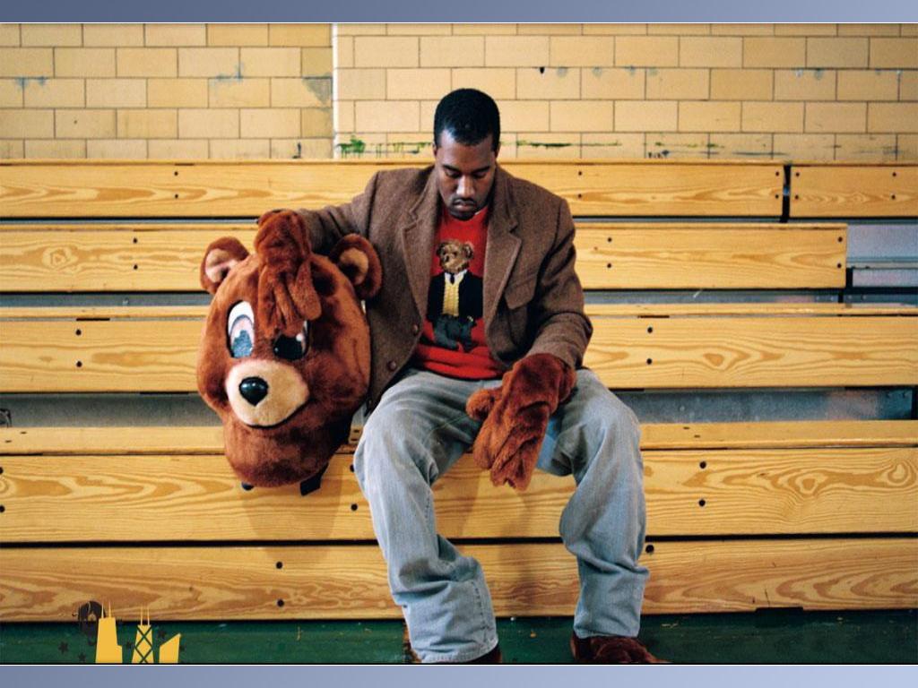 Kanye West ~ Dropout Bear