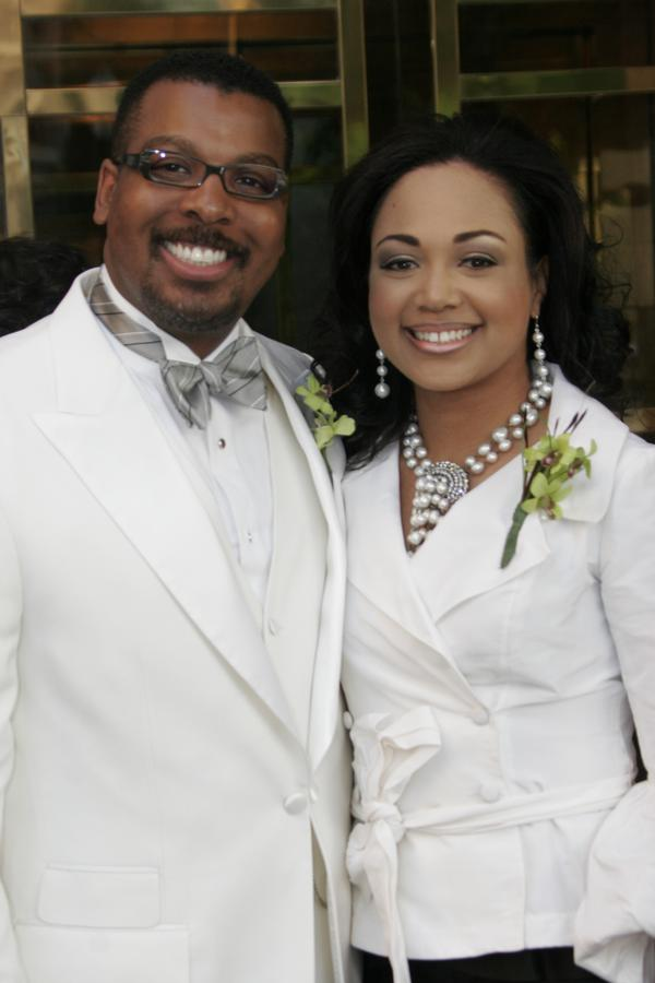 Bishop Thomas Weeks II & Christina Glenn