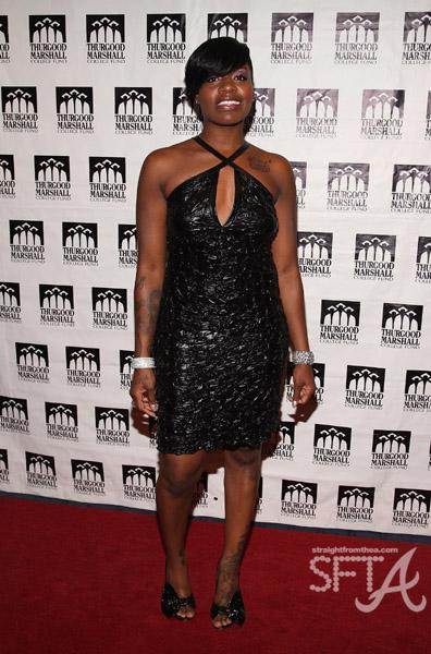 Fantasia Barrino ~ Thurgood Marshall Anniversary Dinner
