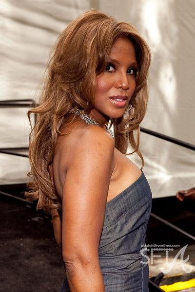 Toni Braxton ~ NY Fashion Week
