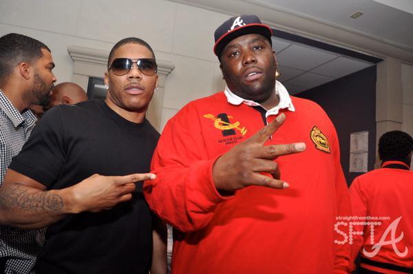 Nelly & Mike Bigga (aka Killer Mike)