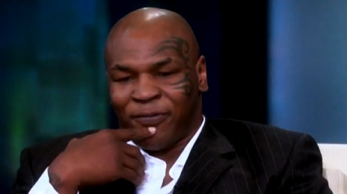 Mike Tyson on Oprah Oct 12