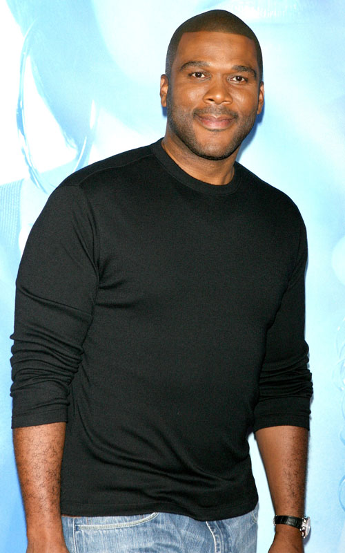 Young Tyler Perry Tyler perry, who recently