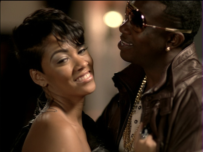 Gucci Mane & Bria Murphy ~ Spotlight Video Shoot