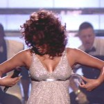 "Whitney Houston's Waldrobe Malfunction: ""I Sang Myself Out Of My Clothes!"" (Flix/Video)"