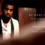 "Video ~ Kanye West in ""We Were Once A Fairy Tale"" (Short Film by Spike Jonze)"