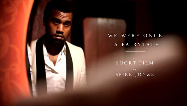 We Were Once A Fairy Tale ~ A Short Film Starring Kanye West
