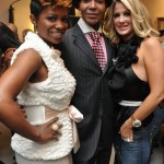 Kandi Burruss, Dwight Eubanks, Kim Zolciak