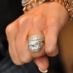 Kim Zolciak - Big Poppa Engagment Ring