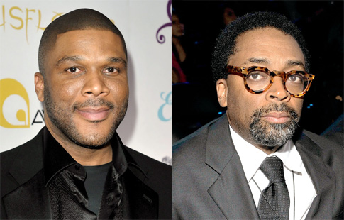 Tyler Perry & Spike Lee