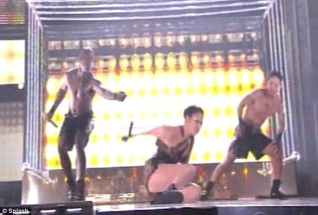 Jennifer Lopez ~ 2009 AMA Awards