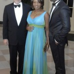 State Dinner 2009 ~ Steven Speilberg, Alfie Woodard, Blair Underwood