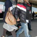 Boo'd Up ~ Jermaine Dupri & Janet Jackson in NYC