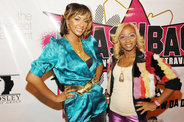 Keri Hilson & Diamond (Crime Mob)