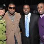 Monica, Devyne Stephens, Kasim Reed, Ryan Glover