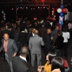 Crowd at Kasim Reed Fundraiser