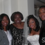 Off The Market: Attorney Phaedra Parks Ties The Knot