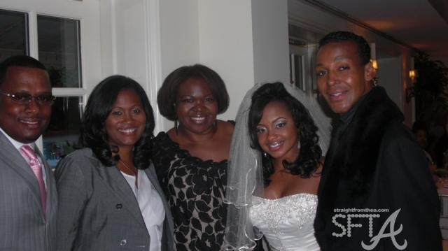 Phaedra Parks Wedding