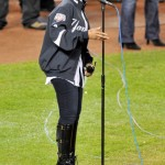 Video ~ Mary J. Blige's National Anthem Leads Yankees to World Series Win