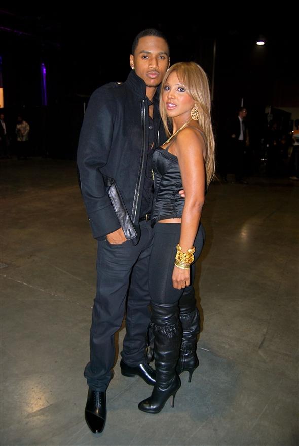 Toni Braxton & Trey Songz
