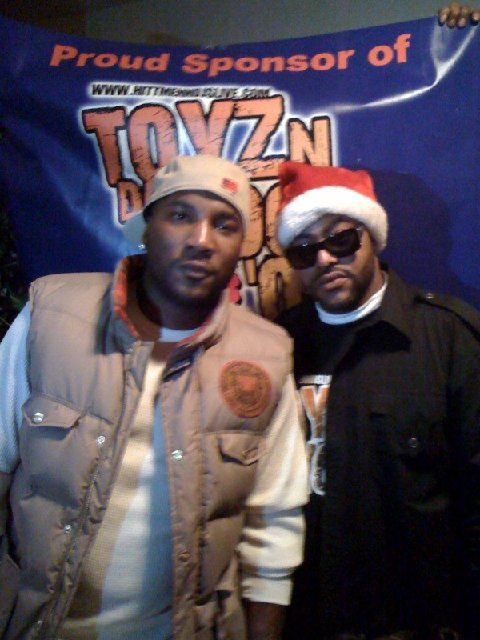 Young Jeezy and Kaspa