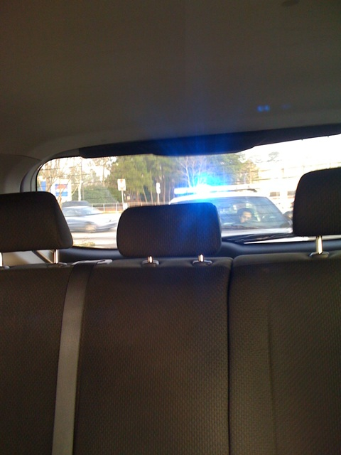 The Cops Pulling Over Lil Duval