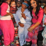 On Big Happy Family ~ Lil Wayne & Toya Celebrate Daughter's Birthday + 1st Pics of Waynes Baby Bo