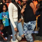 Skatetown Toy Drive ~ Monica & D. Woods