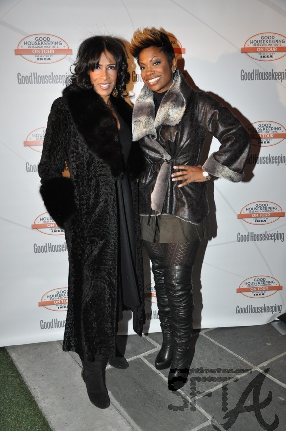 Sheree Whitfield &amp; Kandi Burruss
