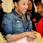 Keyshia Pregnant Christmas 2009