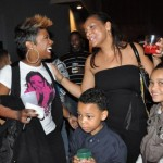 Kandi Burruss & The Camerons