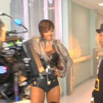 Flix/Video ~ Behind the Scenes With Plies & Keri Hilson