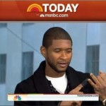 Who's Usher Been Fighting? (Video)