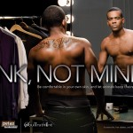 "Flix/Video ~ Mario for PETA ~ ""Ink Not Mink"""