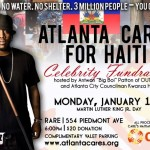 Party with a Purpose: Atlanta Cares for Haiti
