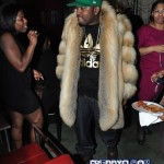 Big Boi rocks fur