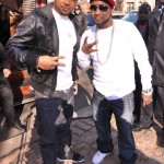 Shawty Lo &amp; The Dream - ATLANTA GA VIDEO SHOOT