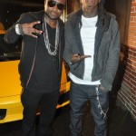 "Flix/Video ~ Shawty Lo & Lil Wayne Behind The Scenes of ""WTF"""