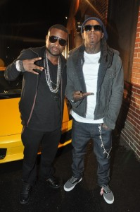 Shawty Lo & Lil Wayne - WFT Video Shoot