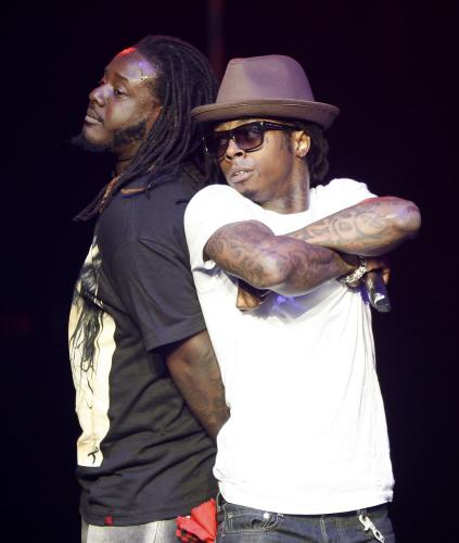 T-Pain and Lil Wayne