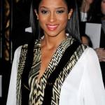 Ciara - Paris Fashion Week Haute Couture S/S 2010 - Givenchy