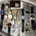 Dwight Eubanks Watch Collection