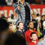 "Flix/Video ~ Queen Latifah ""America The Beautiful"" ~ Super Bowl XLIV"